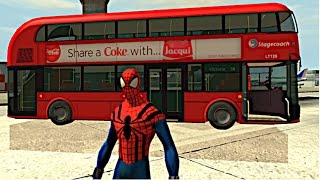 Spiderman Wheels on the Bus Nursery Rhymes (Songs for Children with Action)  A+SuperheroSchool