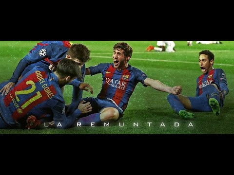 HOPE DIES LAST | FC Barcelona THE MOVIE 2017 (HD)
