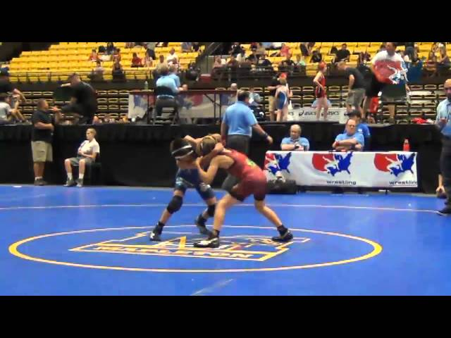 Intermediate 65 - Robby Vaughn (WA) vs. Anthony Sissom (NV)
