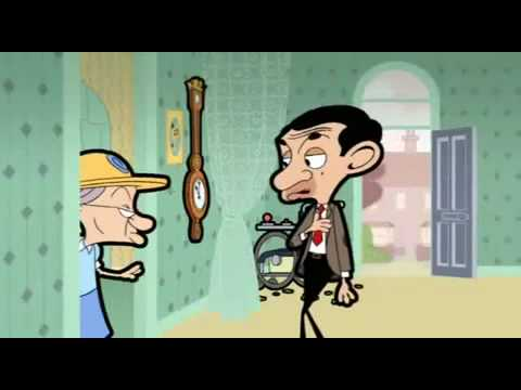 Mr. Bean Animated Series Bean And  Nurse! Part1