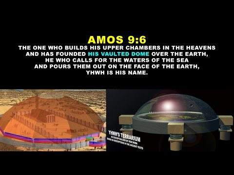 Was Israel's Wilderness Tabernacle a Miniature Flat Earth Model?