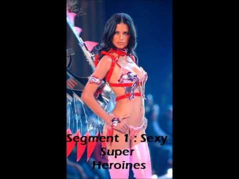 Victoria's Secret Fashion Show 2003 (the Batman Theme,plastic Dreams & Aa Xxx) [audio] video
