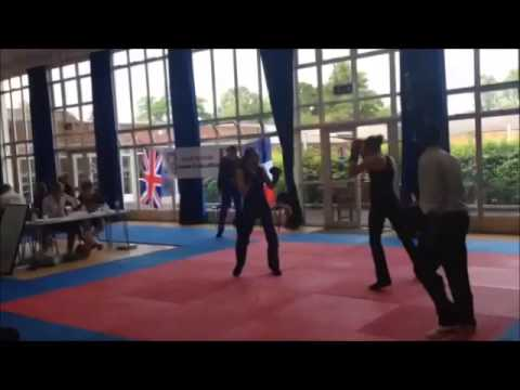 GB Savate Assaut 2014 Clark Fight 2 Image 1