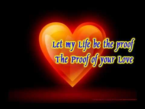 The Proof Of Your Love - For King And Country - Music Video With Lyrics video