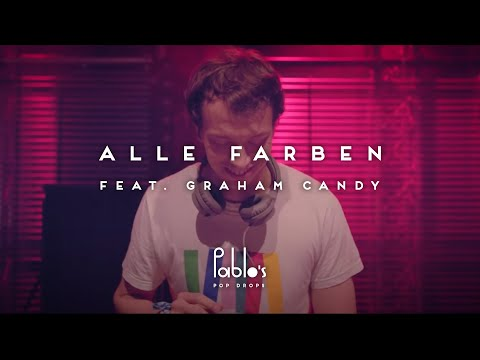 ALLE FARBEN – SOMETIMES (FEAT. GRAHAM CANDY) [OFFICIAL VIDEO]