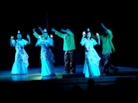 Ub High School Dance Troupe Pandanggo oasiwas video