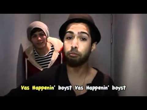 One Direction song - Vas happenin' boys