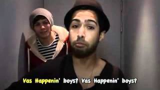 Watch One Direction Vas Happenin Boys video