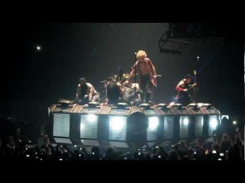 Rammstein live Ahoy 04-03-2012 Bck dich