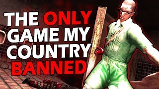 The Only Game My Country Ever Banned