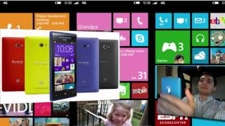 HTC WP8X Revealed