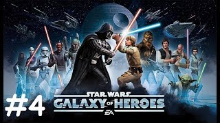 Star Wars Galaxy of Heroes #4 Gameplay (Android,iOS,APK)