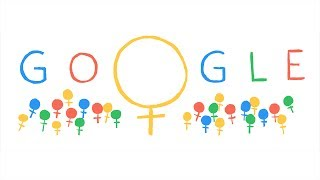 International Womens Day Doodle 2014