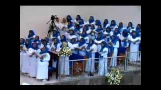Cuan Amables son tus moradas Coro Mexicali APS Choir