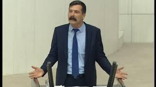 TİP İstanbul Milletvekili Erkan Baş: Yönetenleri zenginleşen bir toplum fakirleşir