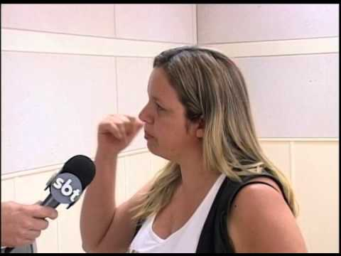 Mãe reclama de falta de médicos no atendimento público de saúde
