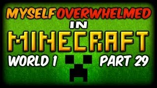 Minecraft - W1: P29 - Epic Mining Fail