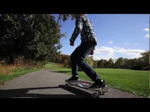 Longboarding: Shark Trails