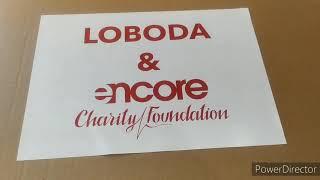 Нам привезли помощь от Благотворительного фонда