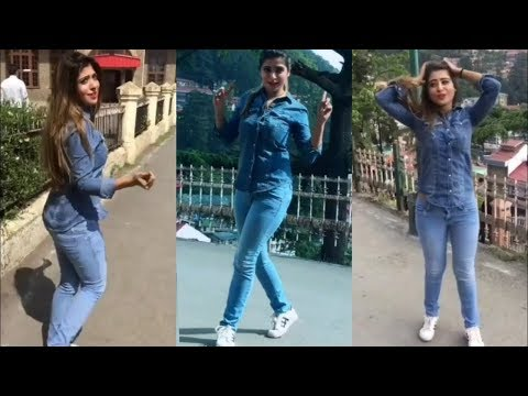 "Beautiful Girl Dance In Public   ""Indian Girl"""