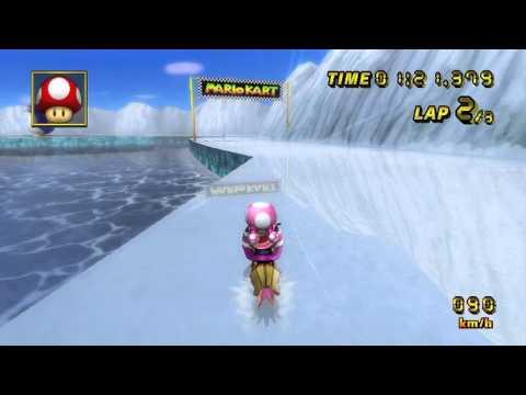 [MKW] N64 Sherbet Land - 02:04.812