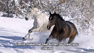 Wild Horses Susan Boyle Hd Scenic