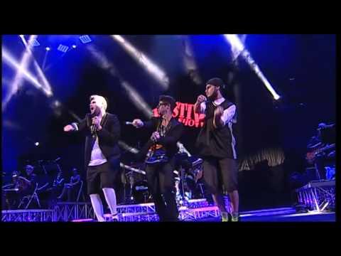 I Moderni – Medley + L'estate Si Balla@ Festival Show – Rosolina Mare 2014