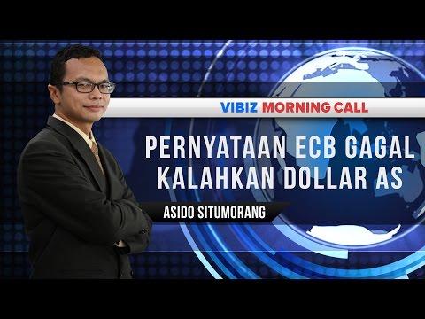 Pernyataan ECB Gagal Kalahkan Dollar AS, Vibiznews 22 April 2016 Rev 3