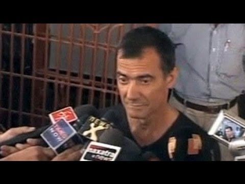 Italian hostage released by Maoist rebels in India