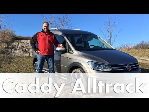 VW Caddy Alltrack 2016 |TDI | 4Motion | Test | Fahrbericht | Auto | Deutsch