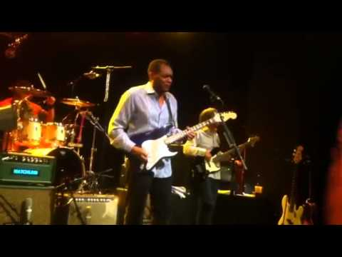 Robert Cray Band live at the Porky & Bess in Vienna