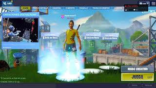JUGANDO A FORTNITE BATTLE ROYALE!!!!! A POR LOS 800 SUBS