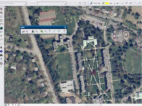 Using A Tablet PC And A GPS Receiver In ArcGIS Software