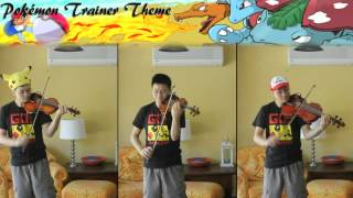 Pokémon Trainer Battle Theme R/B/Y (String Cover)