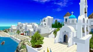 Greek Islands in Second Life