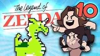 Beefed-Up Zelda: Goofy Unicorn Dragon - PART 10 - Game Grumps