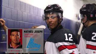 WJC Selection Camp Roster