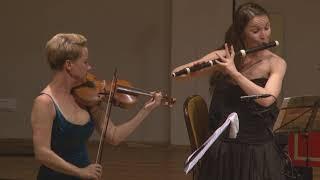 C.P.E. Bach Trio Sonata in b Wq 143