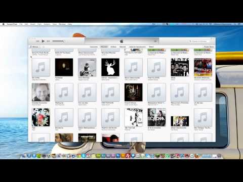Tutorial   Muestra y Oculta la barra lateral en iTunes 11