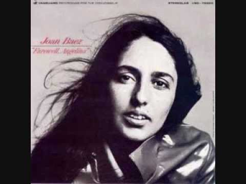 Joan Baez - The Wild Mountain Thyme