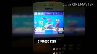 7 MAGIC FISH in FISH TYCOON 1 JAVA Games nokia