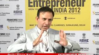 Rajiv Deep Bajaj  of Bajaj Capital at