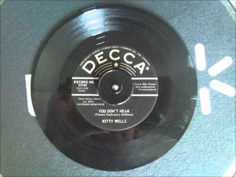 Kitty Wells - You Don