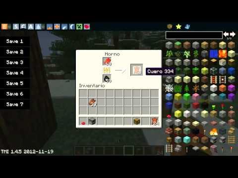 Minecraft Leather Mod Minecraft Mod Showcase