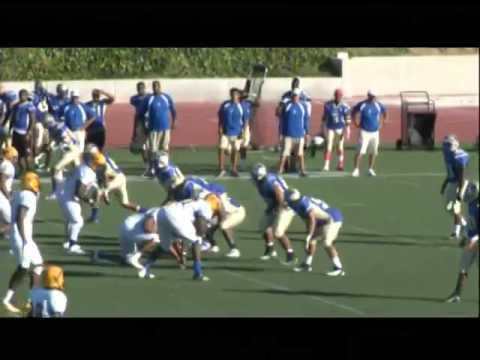 Andrew Bone Los Angeles Southwest College Freshman Highlights