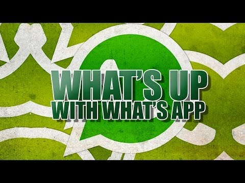 Facebook's 19 Billion Dollar Purchase - Whatsapp With That? video