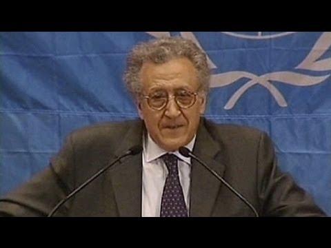 Syrie : mission impossible confiée à un nouveau médiateur, Lakhdar Brahimi
