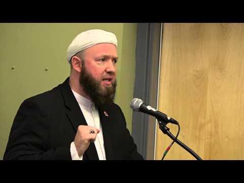 CPCMO Conference Combating ISIS Ideology & Jihadi Recruitment in Canada - Imam Robert Heft