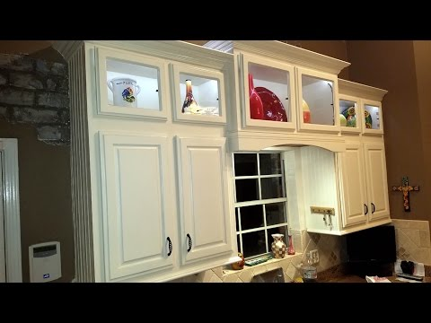 Custom Built Cabinets DIY!