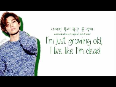 Big Bang - Sober (Color Coded Lyrics: Hangul, Romaji, English)